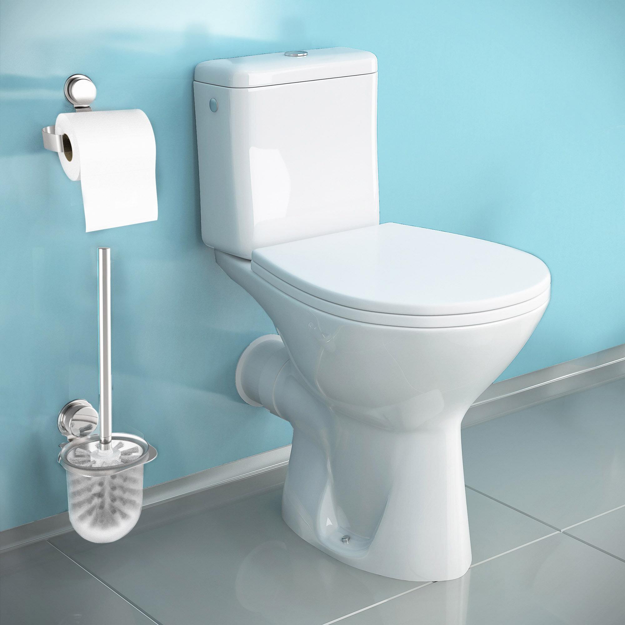 Lavish Home Wall Mount Toilet Paper Holder | Wayfair