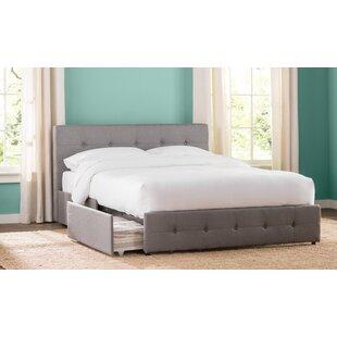 platform beds with storage. Houchins Upholstered Storage Platform Bed Beds With P
