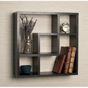 Lovely Smithmill Geometric Wall Shelf