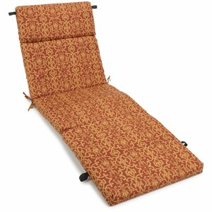 Vanya Outdoor Chaise Lounge Cushion