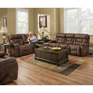 Delightful Pledger Reclining Configurable Living Room Set