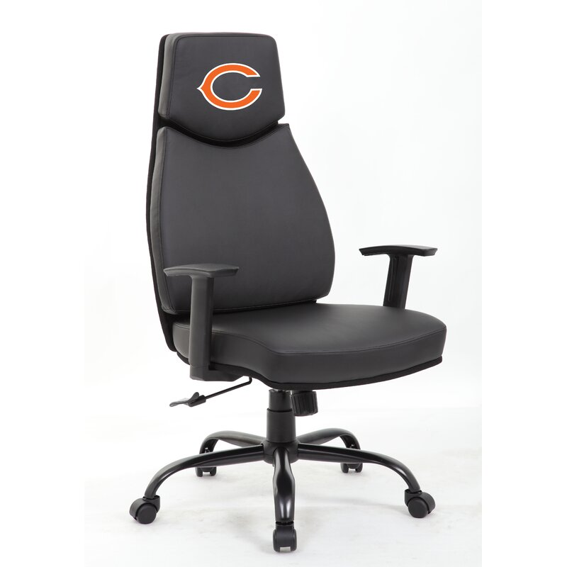 San Diego Chargers Chair: Wild Sports Proline NFL Office Chair