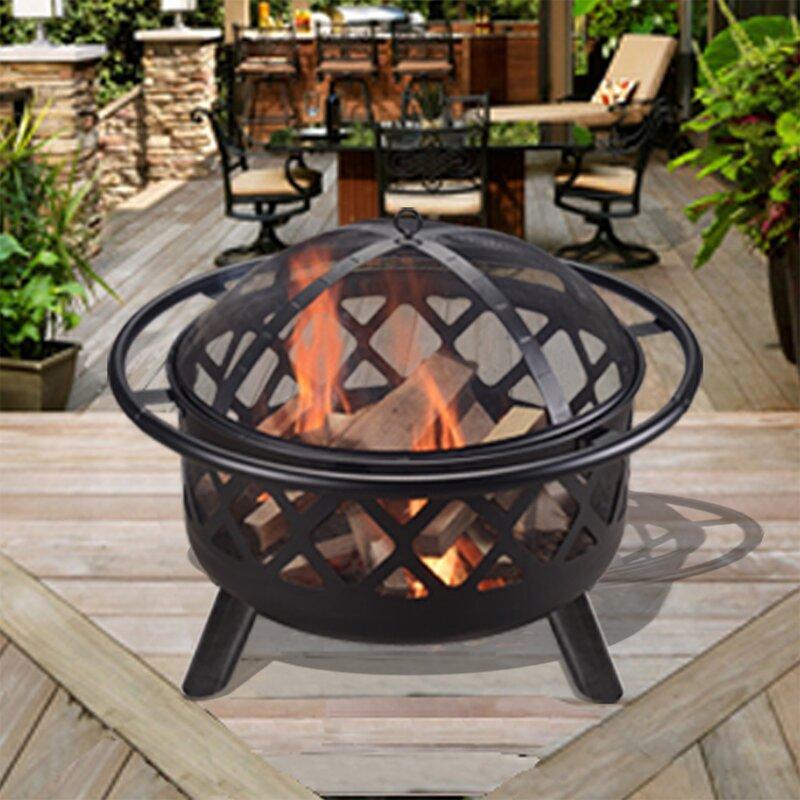 Garten Living Feuerschale Klinger Bewertungen Wayfairde