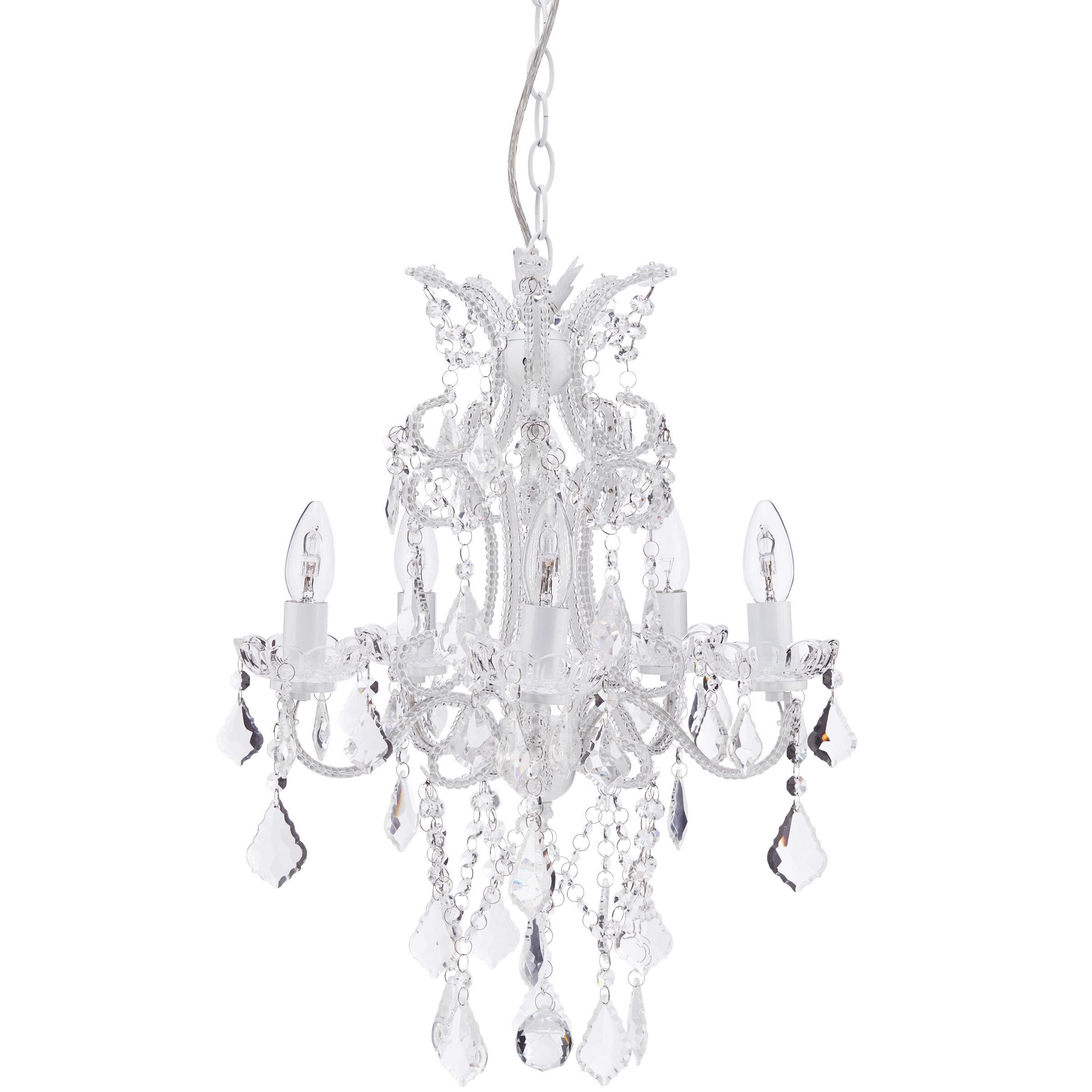 Butlers Kronleuchter 5 Flammig Luxury Lux | Wayfair.de
