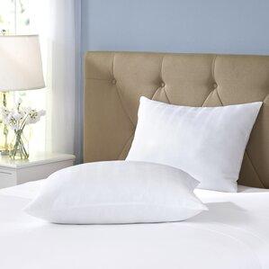 bedroom pillows. Wayfair Basics Gel Fiber Pillow  Set of 2 Bed Pillows You ll Love