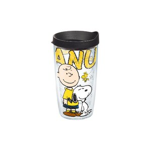 Peanuts Colossal 16 Oz. Tumbler with Lid