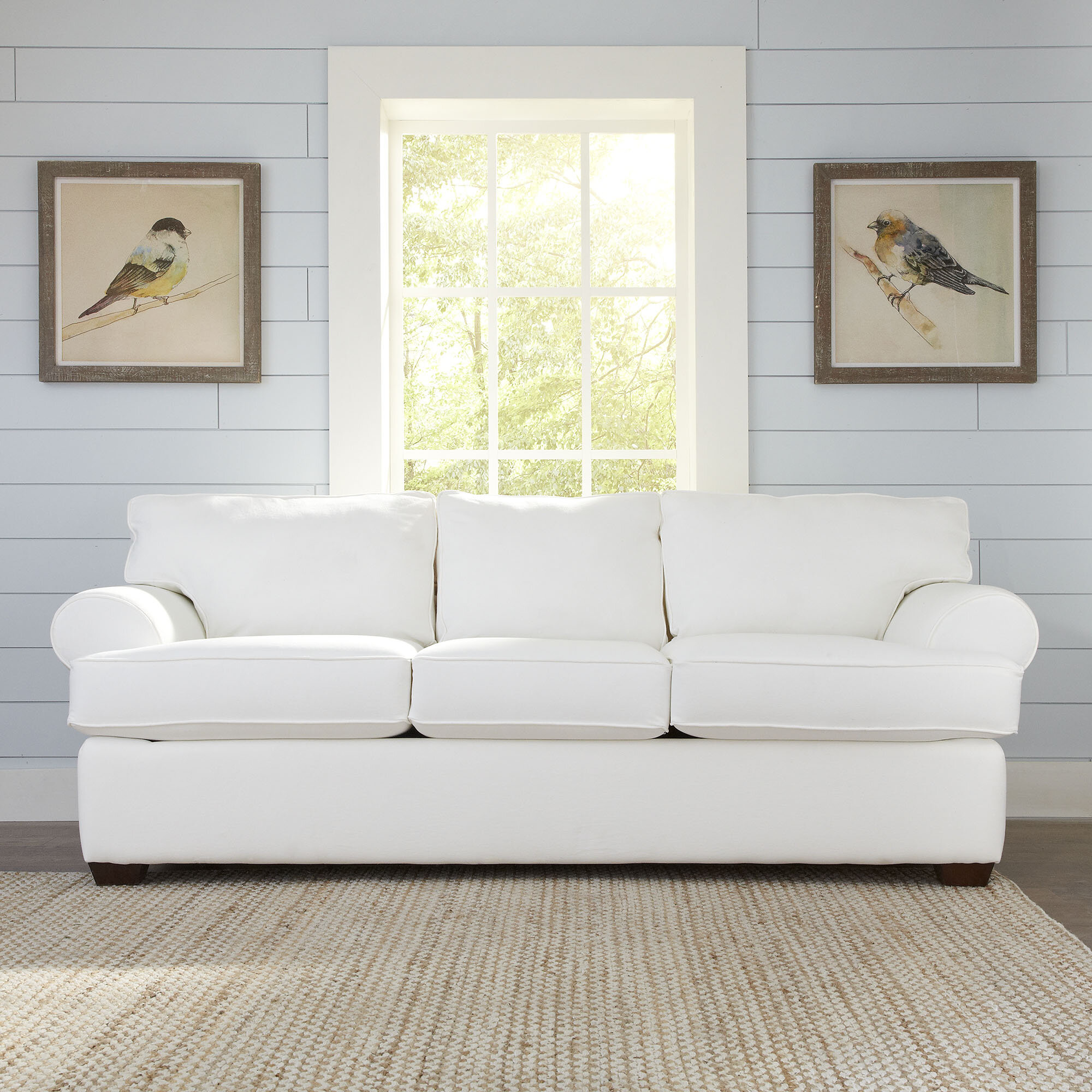 Birch Lane™ Wright Sofa Bed Sleeper & Reviews | Wayfair