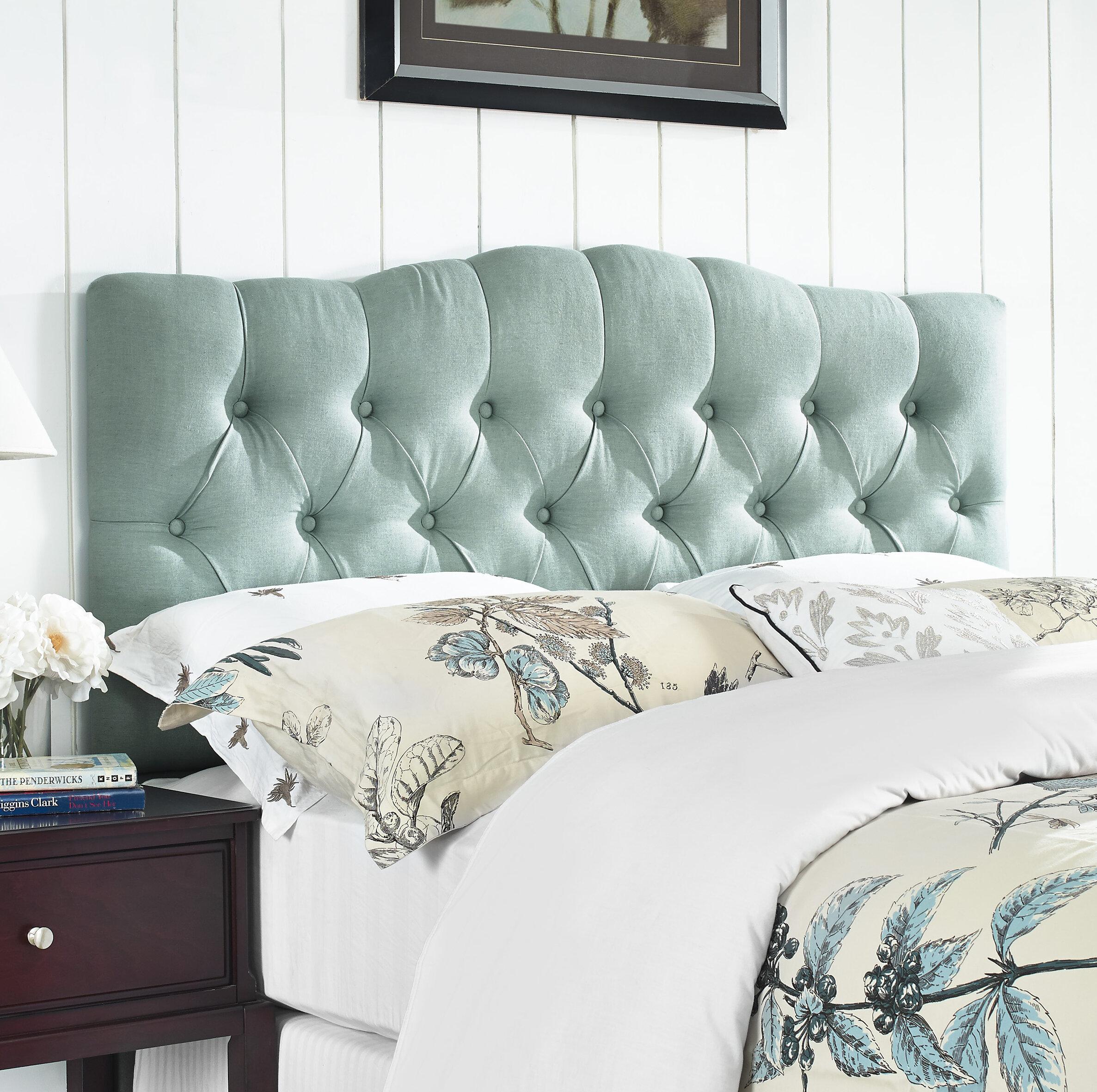 joss tufted furniture main headboard reviews pdp katia comforter