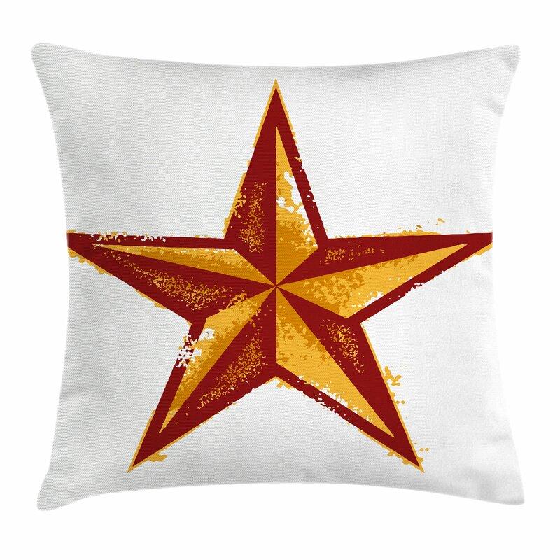 Ambesonne Primitive Country Grunge Retro Square Pillow Cover Wayfair Beauteous Primitive Pillow Covers
