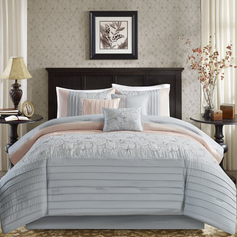 Comforter Sets.Raheem Comforter Set
