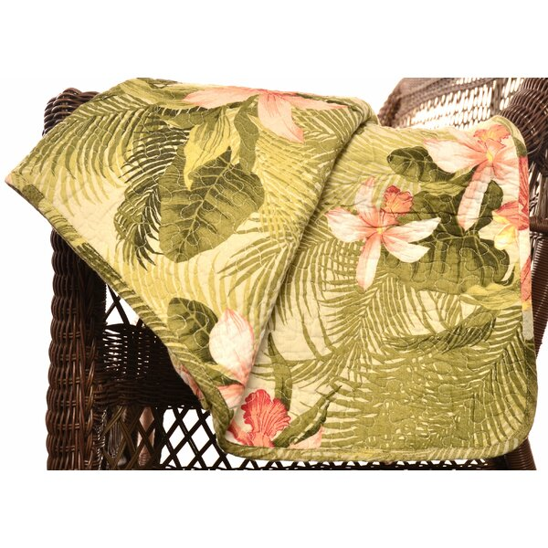 Tommy Bahama Home Tommy Bahama Tropical Orchid Cotton
