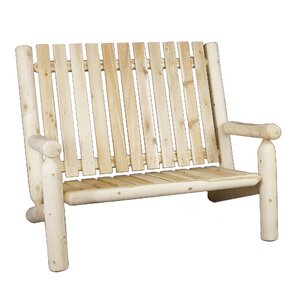chilton high back garden bench