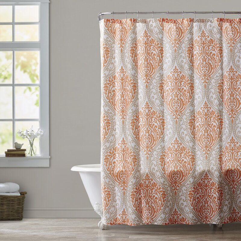Birch LaneTM Microfiber Shower Curtain Reviews