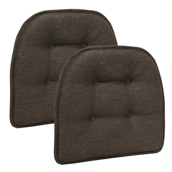 Wayfair Basics™ Wayfair Basics Tufted Gripper Chair Cushion U0026 Reviews |  Wayfair