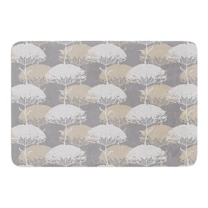 Charming Tree by Julia Grifol Bath Mat