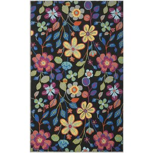 Hayes Floral Outdoor Area Rug