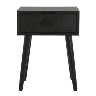 Modern Black End Side Tables Allmodern