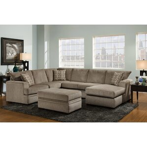 Louis Sectional  sc 1 st  Wayfair : u sofa sectional - Sectionals, Sofas & Couches