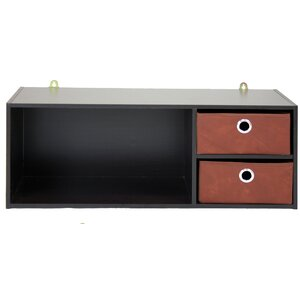 Wall Mounted Storage Desk Hutch