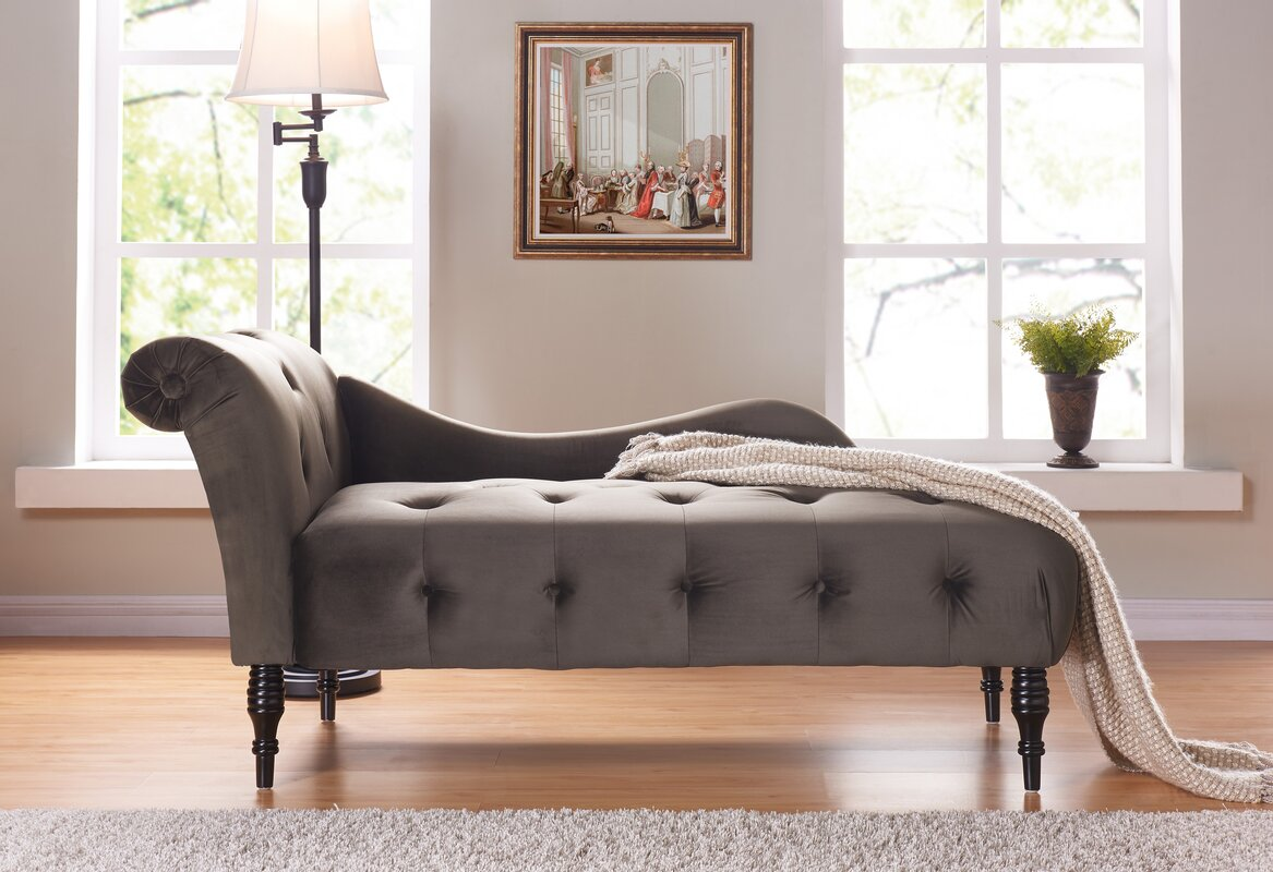 dagnall fabric chaise lounge