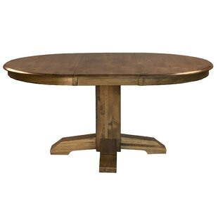 Ian Solid Wood Dining Table