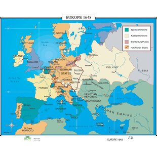Historical Wall Maps Youll Love Wayfair - Historical wall maps