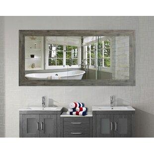 Landover Barnwood Bathroom Mirror