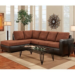 Rocky Hill Sectional by Red Barrel Studio