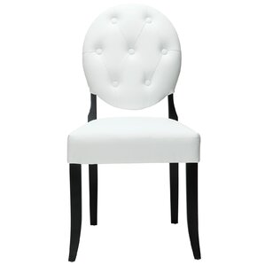 Courtnay Upholstered Side Chair by Willa ..