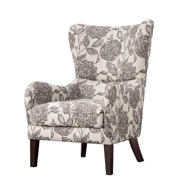 sc 1 st  Joss u0026 Main & Grangeville Wingback Chair u0026 Reviews   Joss u0026 Main