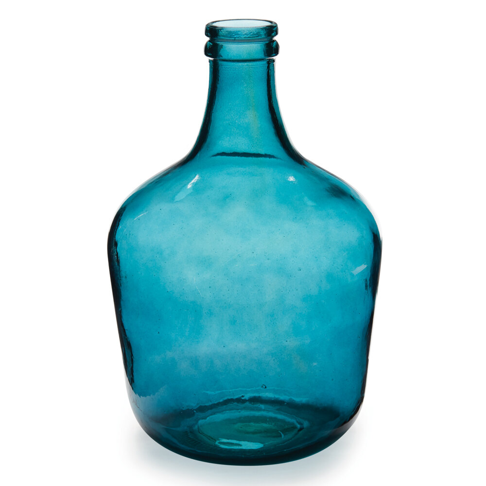 Laurel foundry modern farmhouse parisian bottle glass table vase laurel foundry modern farmhouse parisian bottle glass table vase reviews wayfair reviewsmspy