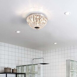 Charmant Bathroom Flush Lights
