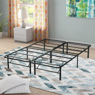 Gabriele Platform Heavy Duty Metal Bed Frame