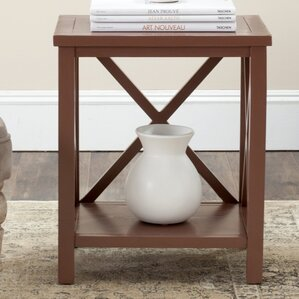 Davies End Table by Gracie..