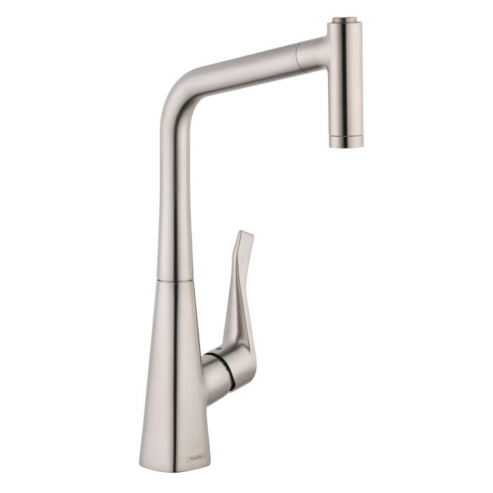 Hansgrohe Metris Pull Out Single Handle Kitchen Faucet Reviews