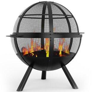 Landmann Ball Of Fire Steel Wood Burning Fire Pit Wayfair