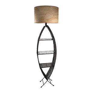 Floor Lamp With Shelves | Wayfair