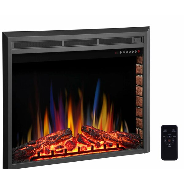 Admirable Decorative Fireplace Heaters Wayfair Interior Design Ideas Gentotryabchikinfo
