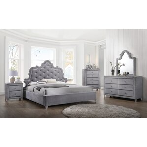 Glam Bedroom Sets Youll Love Wayfair