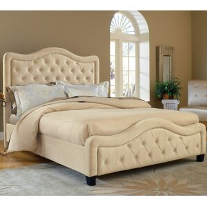 Lindsey California king Upholstered Storage Panel Bed by Willa Arlo Interiors