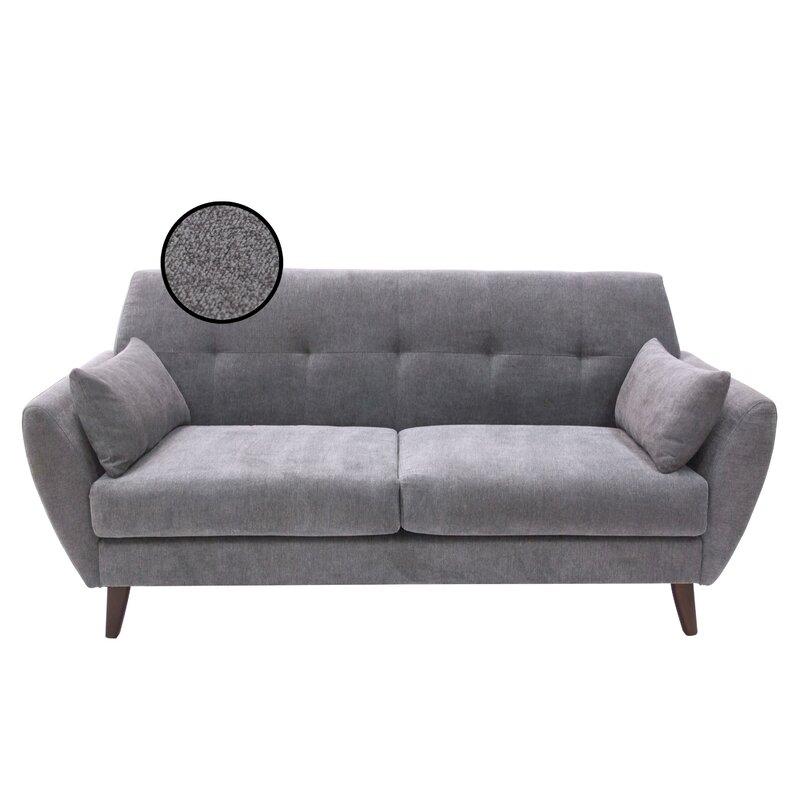 Elle Decor Amelie Mid-Century Modern Sofa & Reviews | Wayfair