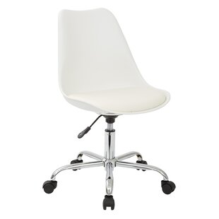 Quickview  sc 1 st  Wayfair & Small White Desk Chairs Youu0027ll Love | Wayfair