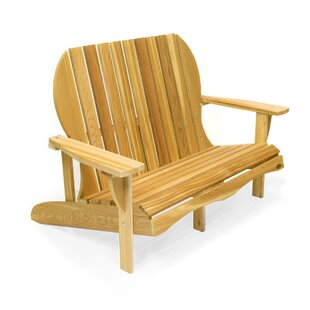 Western Red Cedar Solid Wood Adirondack Chair  sc 1 st  Wayfair & Cedar Adirondack Chairs Youu0027ll Love | Wayfair