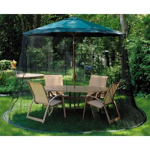 Netting Patio Umbrella Accessories You Ll Love Wayfair Ca