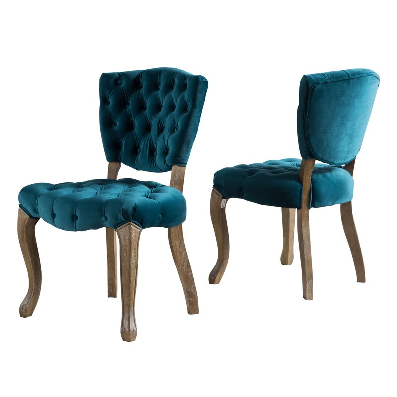 willa arlo interiors boyles side chair & reviews | wayfair