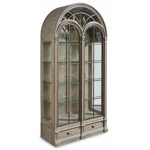 Carolin Parch Standard Curio Cabinet by O..