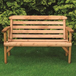 Gartenbank Grintovec aus Holz von Home Etc