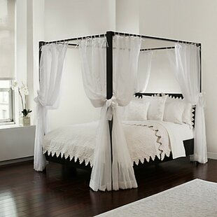 ahren bed canopy panels