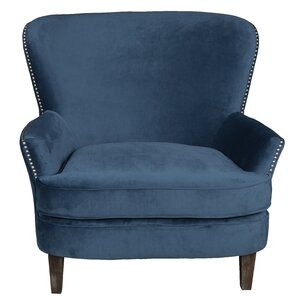 Clairsville Armchair by Willa Arlo Interiors