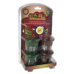 Eco-Fill 4 Pack with Scoop